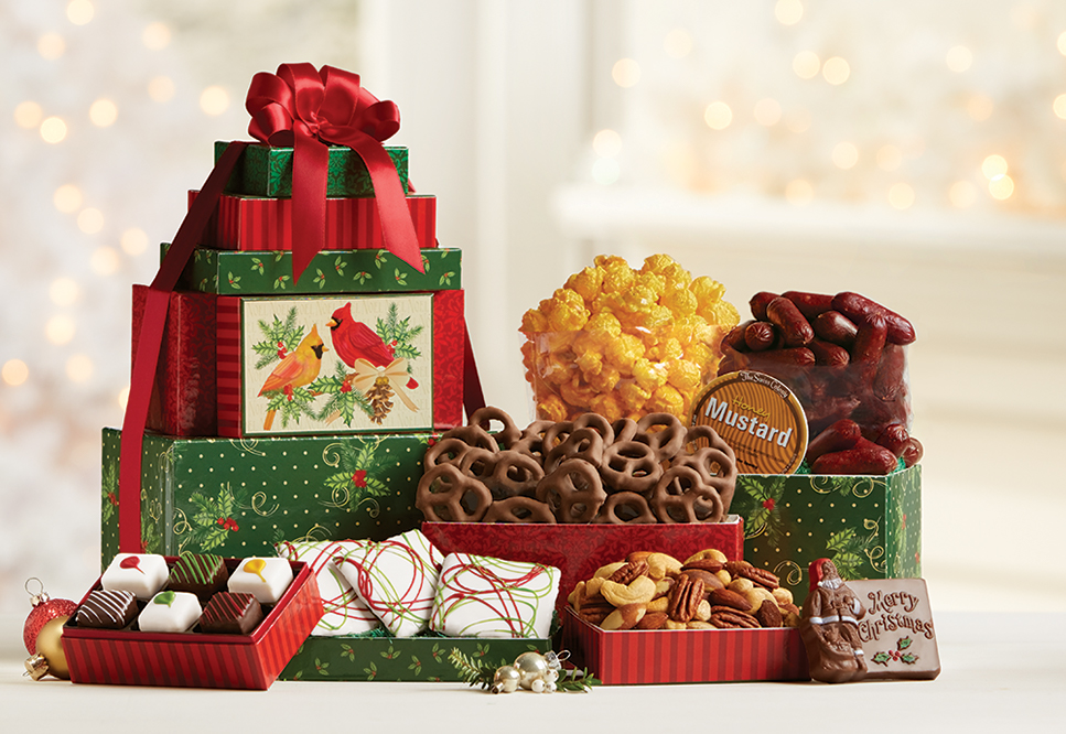 Choose the Ideal Food Gift for Special Events Using These 9 Tips