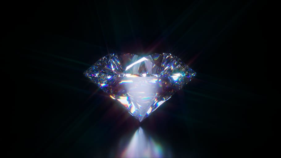 Diamonds are precious-Buy it or sell them!!